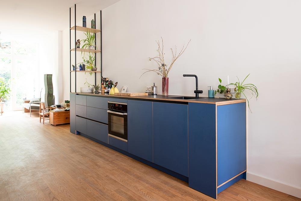 Maatwerk keuken Rotterdam - LV Interieurbouw